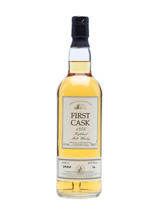 North Port 1976 / 24 Year Old / First Cask Highland Whisky