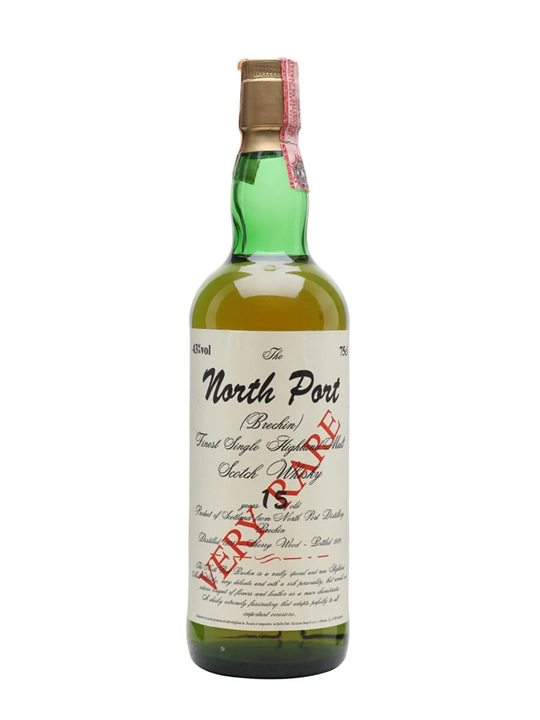 North Port Brechin 1974 / 15 Year Old / Sherrywood Highland Whisky