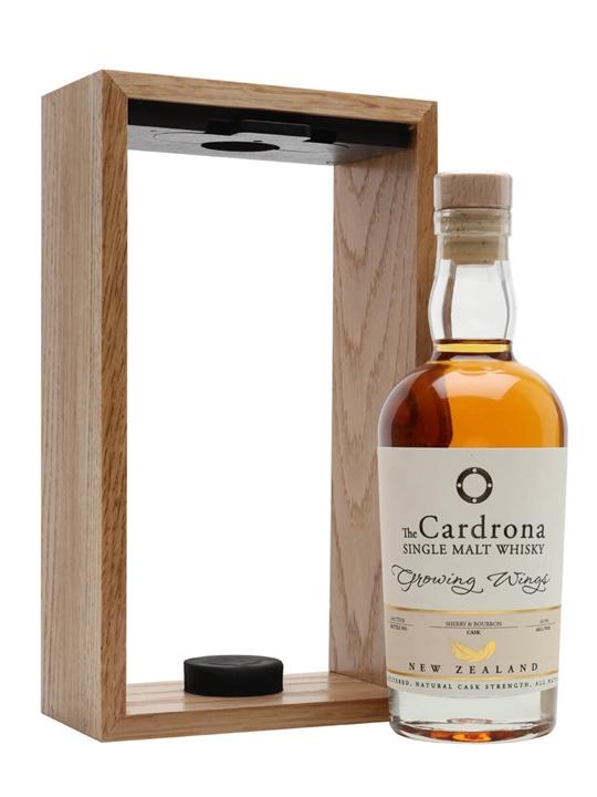 Cardrona Growing Wings Solera New Zealand Single Malt Whisky