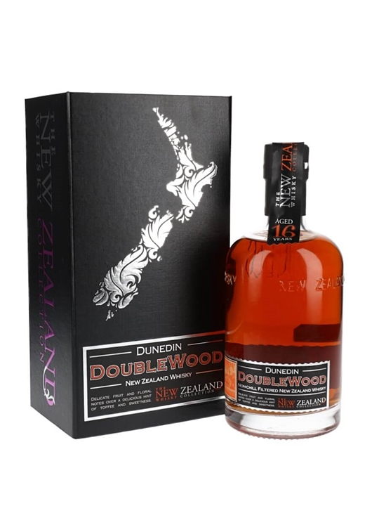 New Zealand Doublewood 16 Year Old New Zealand Single Malt Whisky