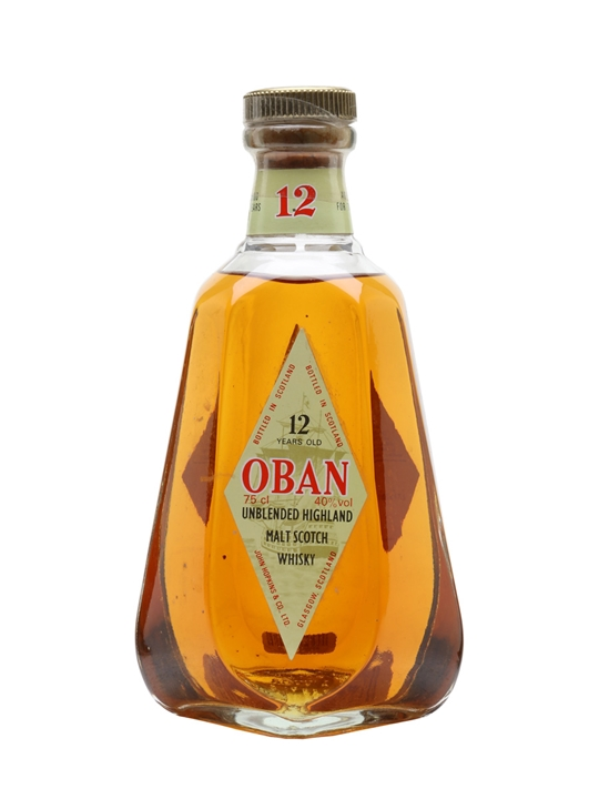 Oban 12 Year Old / Bot.1980s Highland Single Malt Scotch Whisky