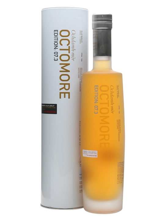 Octomore 2010 Edition 07.3 / 5 Year Old / Islay Barley Islay Whisky