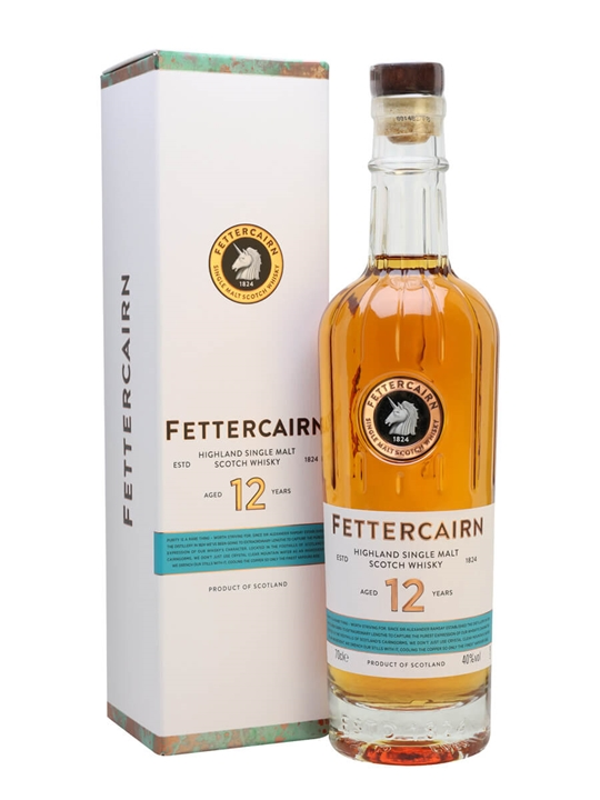 Fettercairn 12 Year Old Highland Single Malt Scotch Whisky