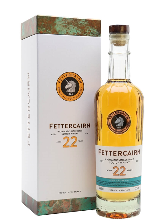 Fettercairn 22 Year Old Highland Single Malt Scotch Whisky