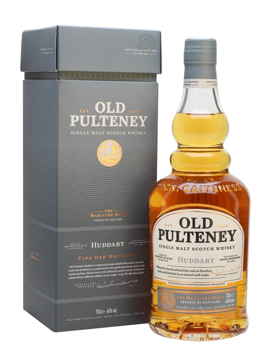 Old Pulteney Huddart Highland Single Malt Scotch Whisky