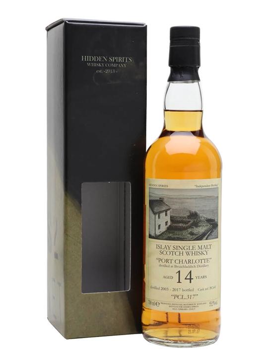 Port Charlotte 2003 / 14 Year Old Islay Single Malt Scotch Whisky