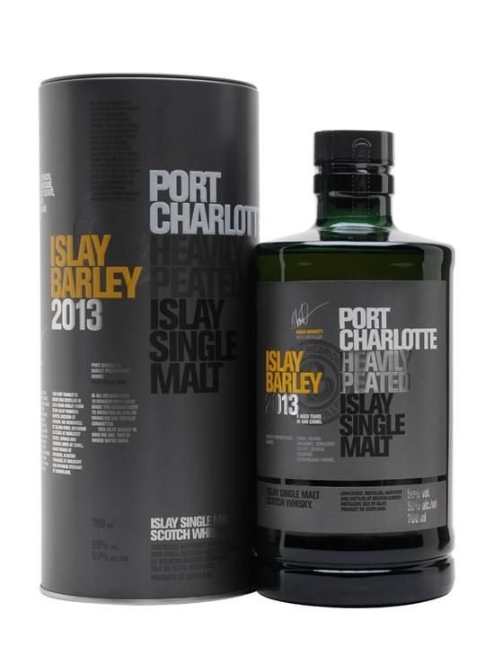 Port Charlotte 2013 Islay Barley Islay Single Malt Scotch Whisky