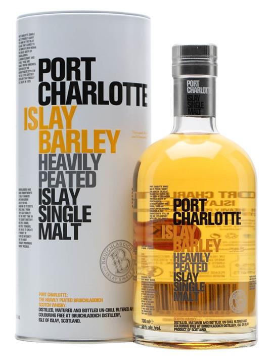 Port Charlotte 2008 / Islay Barley Islay Single Malt Scotch Whisky