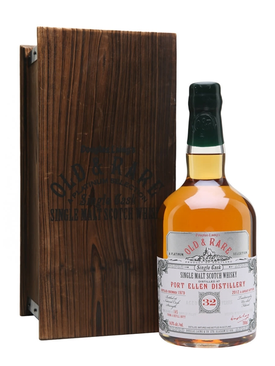 Port Ellen 1979 / 32 Year Old / Old & Rare Platinum Islay Whisky