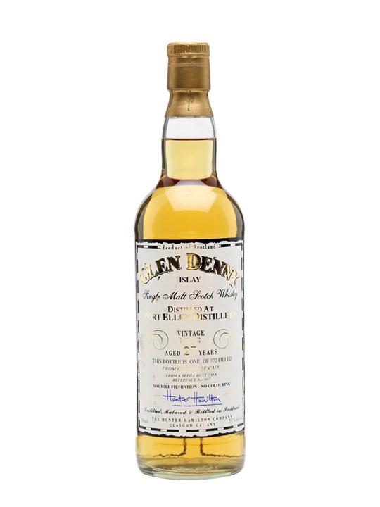 Port Ellen 1978 / 27 Year Old / Cask #607 / Clan Denny Islay Whisky