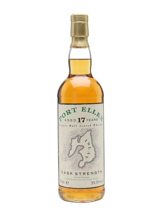 Port Ellen 17 Year Old Cask Strength / Douglas Murdoch Islay Whisky