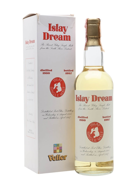 Port Ellen 1980 / Islay Dream / Bot.1997 / Velier Islay Whisky