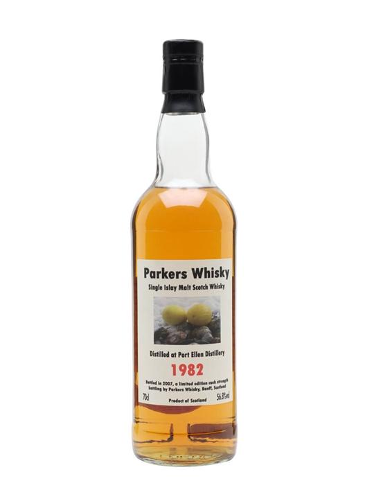 Port Ellen 1982 / Parkers Whisky Islay Single Malt Scotch Whisky