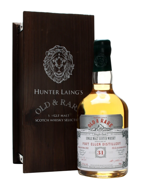 Port Ellen 1982 / 31 Year Old / Sherry Butt / Old & Rare Islay Whisky