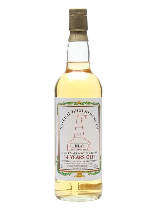 Port Ellen 14 Year Old / Bottling #8 Islay Single Malt Scotch Whisky