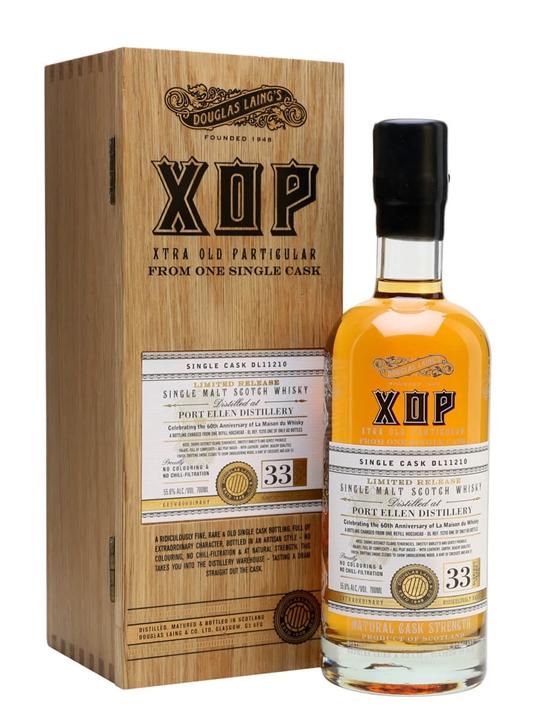 Port Ellen 1982 / 33 Year Old / Xop For Lmdw Islay Whisky