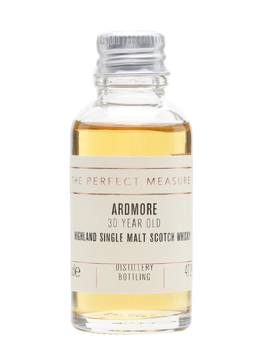 Ardmore 30 Year Old Sample Highland Single Malt Scotch Whisky
