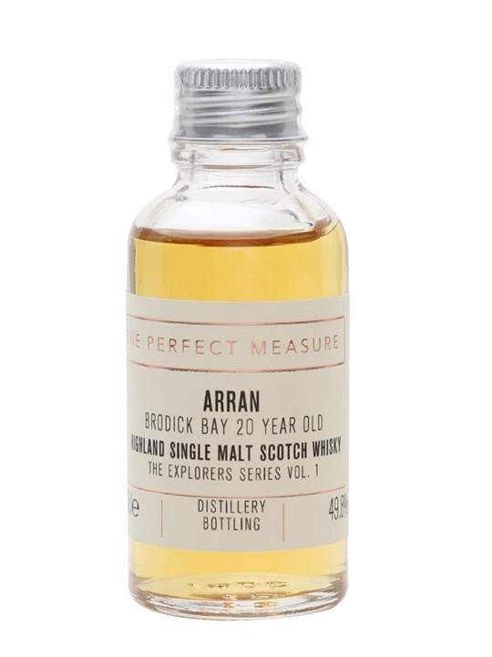 Arran Brodick Bay 20 Year Old / Explorers Series Vol One Island Whisky