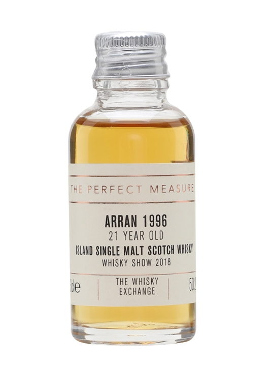 Arran 21 Years Old / Whisky Show 2018 Island Single Malt Scotch Whisky