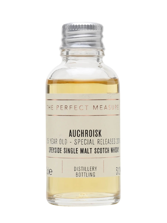 Auchroisk 25 Year Old Sample / Special Releases 2016 Speyside Whisky