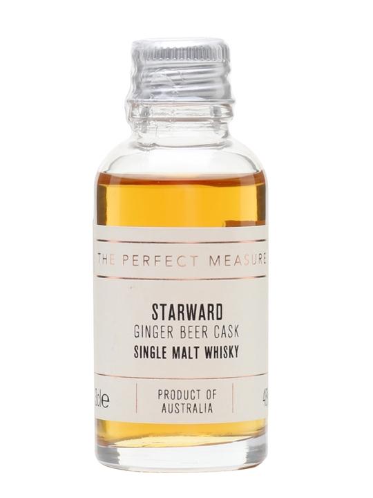Starward Ginger Beer Cask / Projects Batch 4 Australian Malt Whisky
