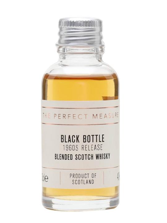 Black Bottle / Bot.1960s Blended Scotch Whisky