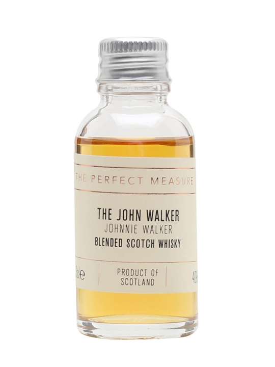 The John Walker Sample Blended Scotch Whisky