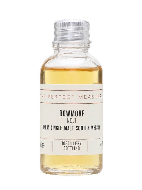 Bowmore No.1 Malt Sample Islay Single Malt Scotch Whisky