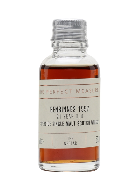 Benrinnes 1997 Sample / 21 Year Old / Daily Dram Speyside Whisky
