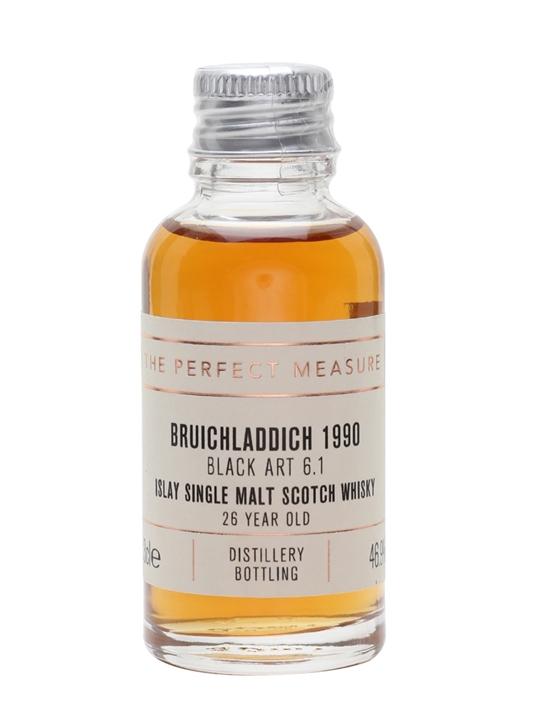 Bruichladdich Black Art 6.1 / 1990 / 26 Year Old Islay Whisky