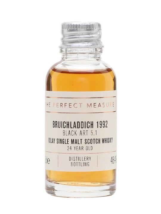 Bruichladdich Black Art 5.1 Sample / 1992 / 24 Year Old Islay Whisky