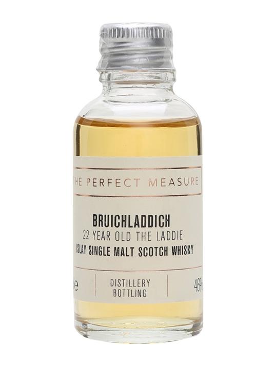 Bruichladdich Laddie 22 Year Old Sample Islay Whisky
