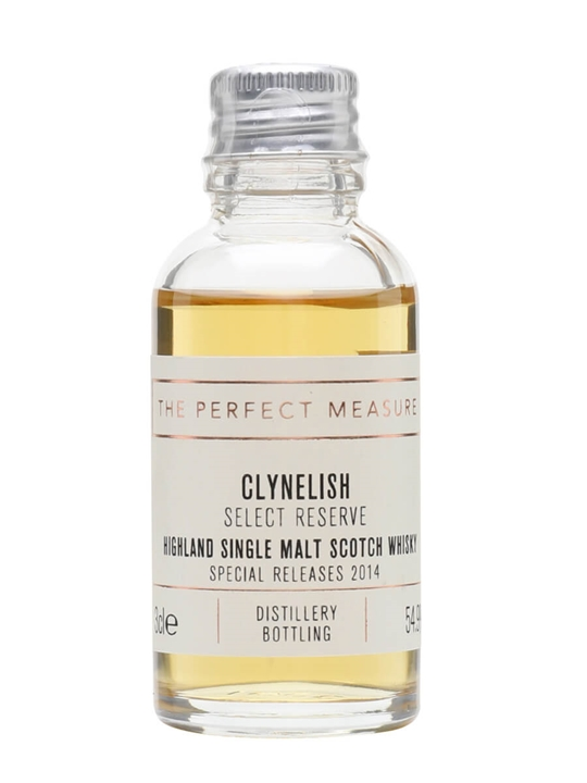 Clynelish Select Reserve Sample / Special Releases 2014 Highland Whisky