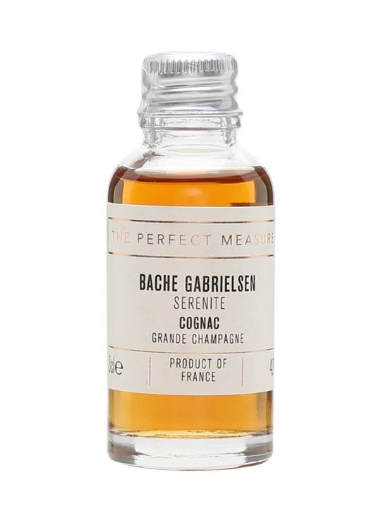 Bache Gabrielsen Serenite Cognac Sample