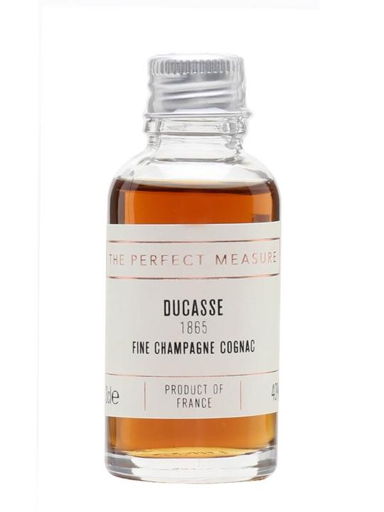 Ducasse 1865 Fine Champagne Cognac Sample