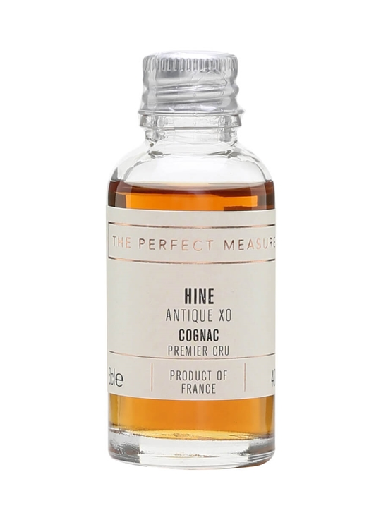 Hine Antique Xo Cognac Sample / Premier Cru