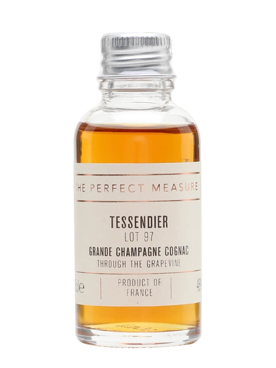 Tessendier Et Fils Lot 97 Cognac Sample / Ttg 3.0