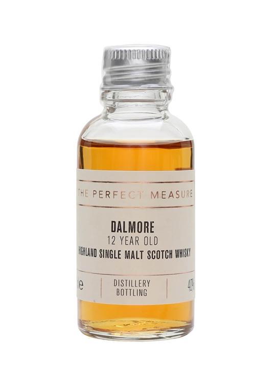 Dalmore 12 Year Old Sample Highland Single Malt Scotch Whisky