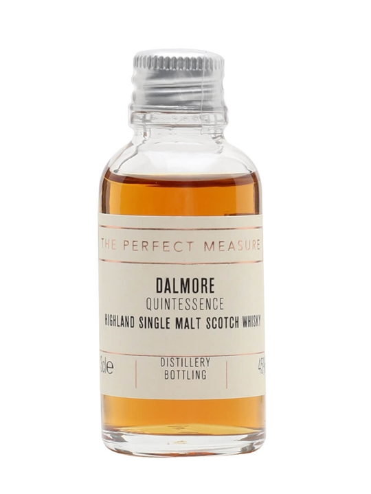 Dalmore Quintessence Sample Highland Single Malt Scotch Whisky