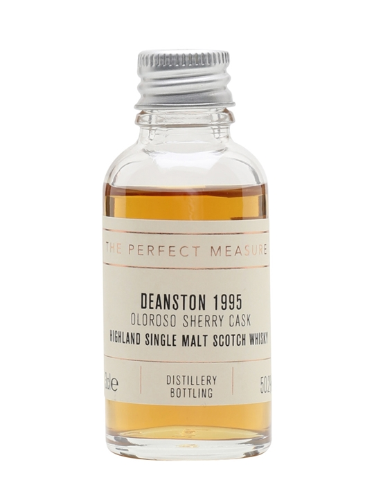 Deanston 1995 Sample / 23 Year Old / Oloroso Cask Matured Highland Whisky