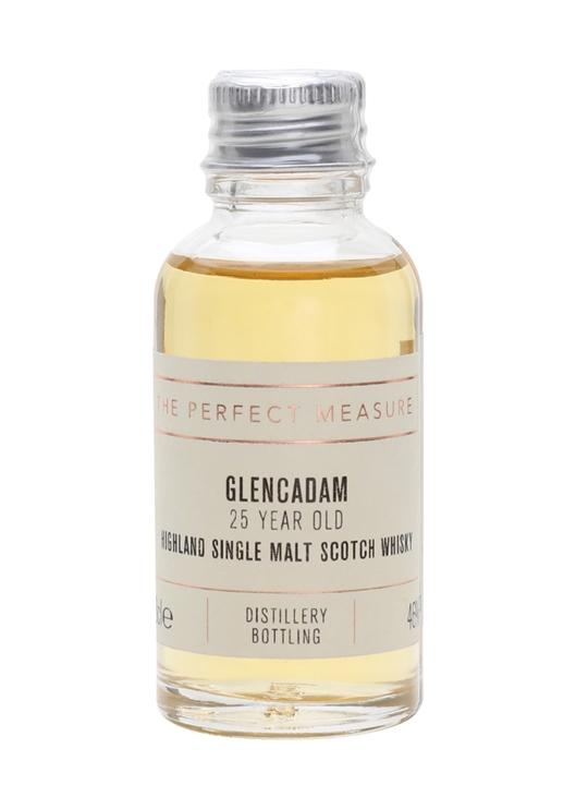 Glencadam 25 Year Old Sample / The Remarkable Highland Whisky