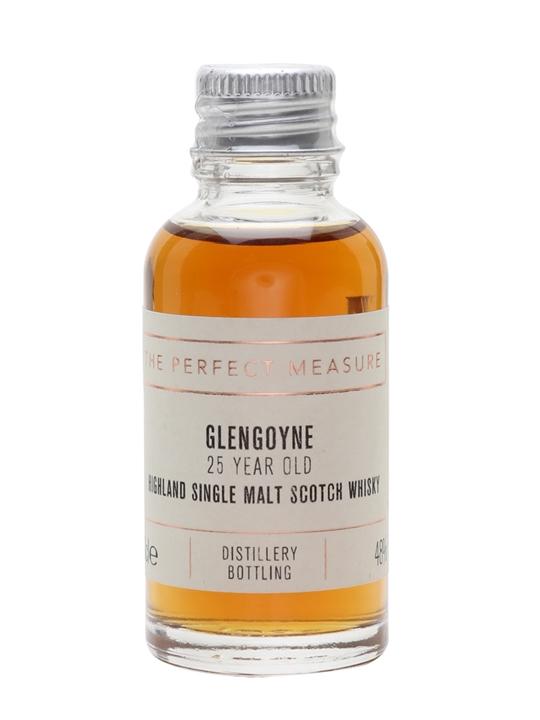 Glengoyne 25 Year Old Sample / Sherry Cask Highland Whisky
