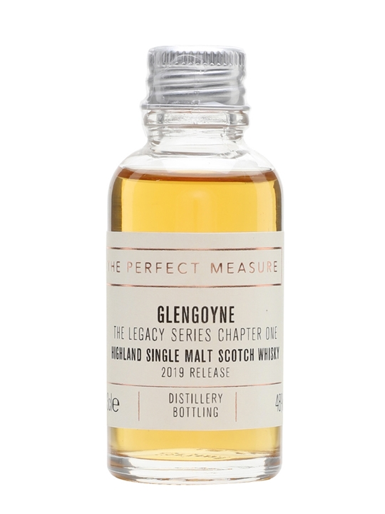 Glengoyne The Legacy Series Chapter One Sample / Bot.2019 Highland Whisky