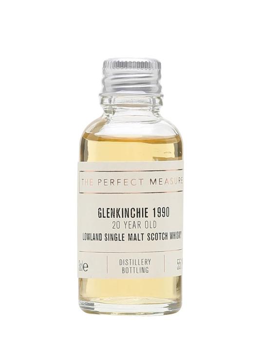 Glenkinchie 1990 Sample / 20 Year Old Lowland Whisky