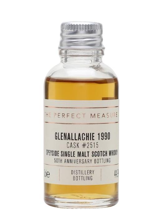 Glenallachie 1990 Sample / Bot.2018 / Cask#2515 Speyside Whisky
