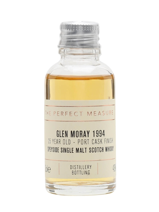 Glen Moray 1994 Sample / 25 Year Old / Port Finish Speyside Whisky