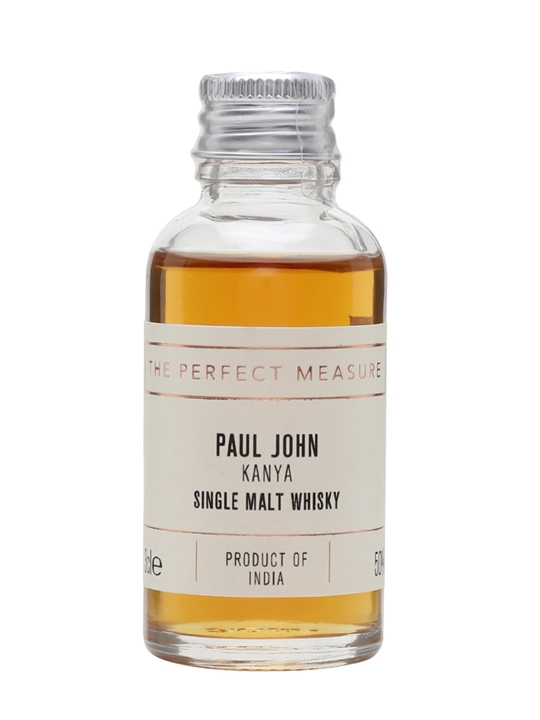 Paul John Kanya Sample Single Malt Indian Whisky