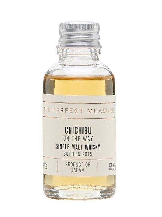 Chichibu On The Way Sample / Ichiro's Malt / Bot.2015 Japanese Whisky