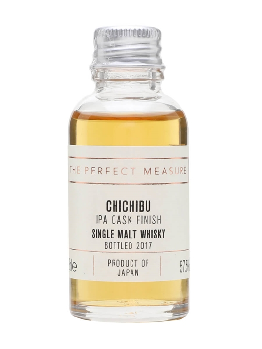 Chichibu Ipa Cask Finish Sample Japanese Single Malt Whisky