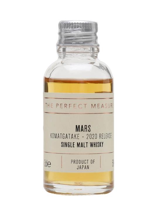 Mars Komatgatake Sample / Bot.2020 Single Malt Japanese Whisky